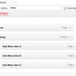 6 – Oprettelse Af Brugerdefinerede Menuer i WordPress