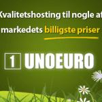 UnoEuro Billig Hjemmeside Hosting