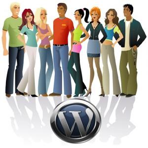 Wordpress Brugere