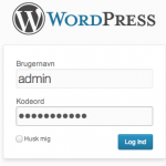 Gennemgang Af WordPress Administrationspanelet