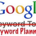 Google Keyword Planner Video Guide
